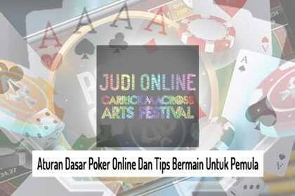 Poker Online Tips Menang - Carrickmacross : Judi Online Terpercaya
